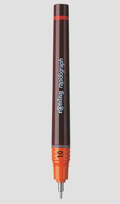 Rapidograph pen