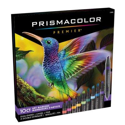 Premier® Double-Ended Art Marker Sets, Fine and Chisel Tip