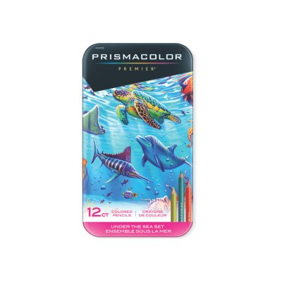 Premier® Under the Sea Colored Pencil Set