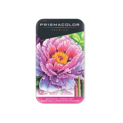 Premier® Botanical Garden Colored Pencil Set