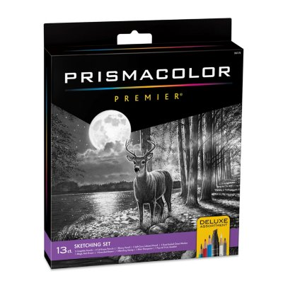 Premier® Charcoal Drawing Set
