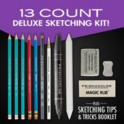 deluxe sketching kit image number 1