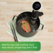 FoodSaver® Easy Fill 1 Gallon Vacuum Sealer Bags, 10 Count image number 5
