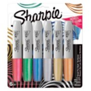 chisel tip metallic permanent markers image number 0
