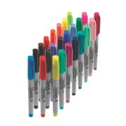 Sharpie Permanent Markers, Color Burst, Ultra Fine Point image number 1
