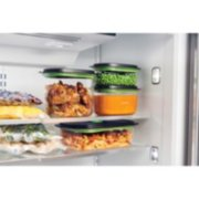 FoodSaver® Preserve & Marinate Vacuum Containers, 3-Cup and 10-Cup Set image number 7