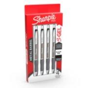 Sharpie S-Gel, Metal Barrel, Medium Point (0.7mm) image number 0