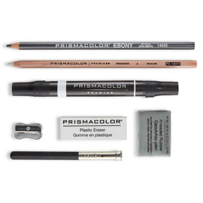 Premier® Colored Pencil Accessory Set