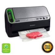 FoodSaver® 2-in-1 Automatic Vacuum Sealing System with Starter Kit, v4440, Black Finish image number 0