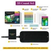 28 count art supply set image number 3