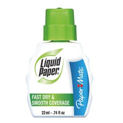 Liquid Paper® Fast Dry Correction Fluid