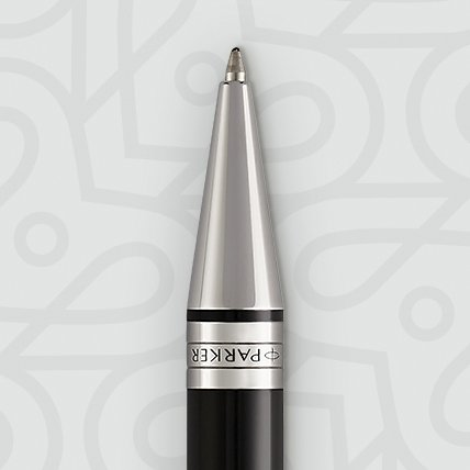 ballpoint pen up close