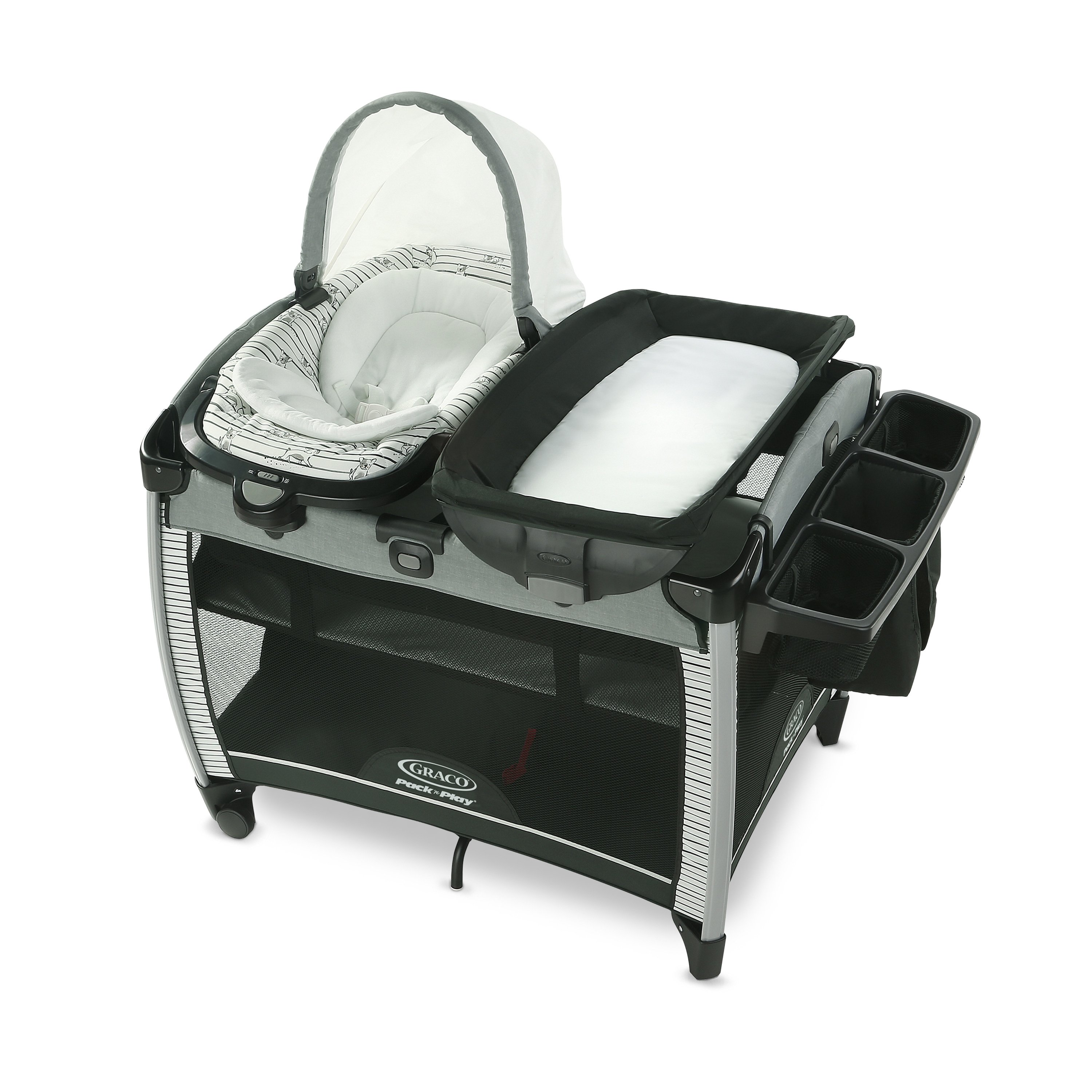 Graco Rock 'n Grow Playard
