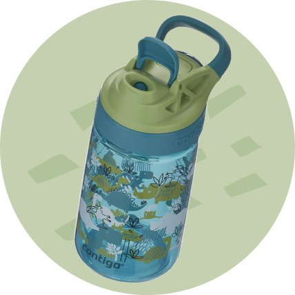 kids reusable water bottle