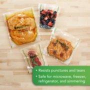 FoodSaver® Easy Fill 1 Quart Vacuum Sealer Bags, 16 Count image number 4