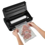 FoodSaver® FM2435-ECR Vacuum Sealing System with Bonus Handheld Sealer & Starter Kit, Silver image number 3