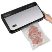 FoodSaver® FM2435-ECR Vacuum Sealing System with Bonus Handheld Sealer & Starter Kit, Silver image number 4