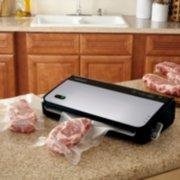 FoodSaver® FM2435-ECR Vacuum Sealing System with Bonus Handheld Sealer & Starter Kit, Silver image number 6