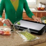 FoodSaver® FM2435-ECR Vacuum Sealing System with Bonus Handheld Sealer & Starter Kit, Silver image number 7