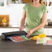 """FoodSaver®  Easy Seal & Peel 8"""" x 18' Vacuum Seal Roll, 2 Pack image number 4"""