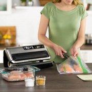 """FoodSaver®  Easy Seal & Peel 11"""" x 14' Vacuum Seal Roll, 2 Pack image number 12"""