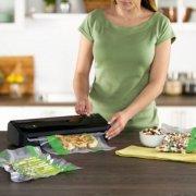 """FoodSaver®  Easy Seal & Peel 11"""" x 14' Vacuum Seal Roll, 2 Pack image number 13"""