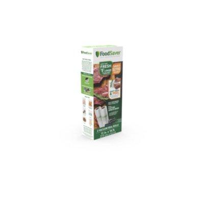 """FoodSaver®  Easy Seal & Peel 11"""" x 14' Vacuum Seal Roll, 2 Pack"""