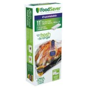 """FoodSaver® 11"""" x 16' Expandable Vacuum Seal Rolls, 2 Pack image number 0"""