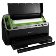 FoodSaver® 2-in-1 Automatic Vacuum Sealing System with Starter Kit, v4440, Black Finish image number 1