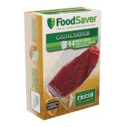 """FoodSaver® GameSaver® Quart Vacuum-Seal Bags- 8""""x 11"""", 44  Count image number 0"""