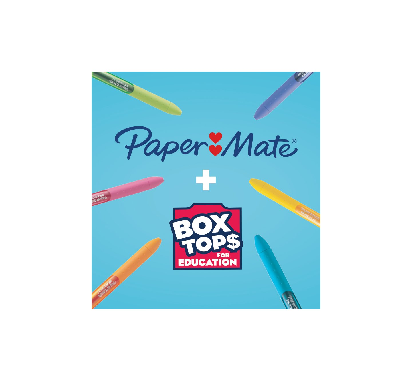 Paper Mate | Pens, Pencils, Coloring, Erasers & Correction