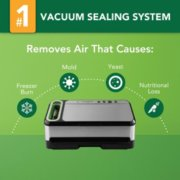 FoodSaver® 4800 Series 2-in-1 Automatic Vacuum Sealing System with Starter Kit, v4840 image number 1
