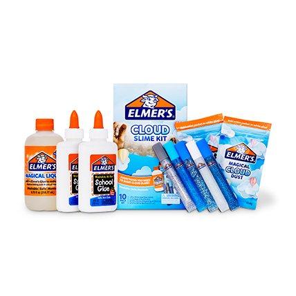 cloud slime kit
