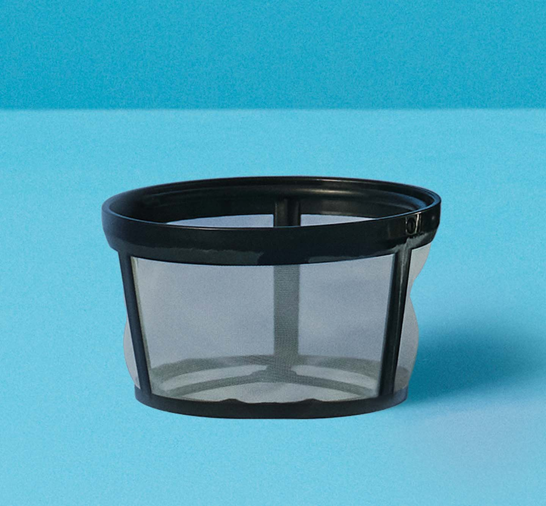 Coffee filter basket
