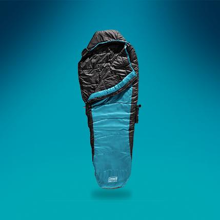 vertical cocoon sleeping bag