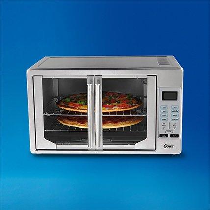 French door oven