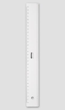 Centro flat ruler