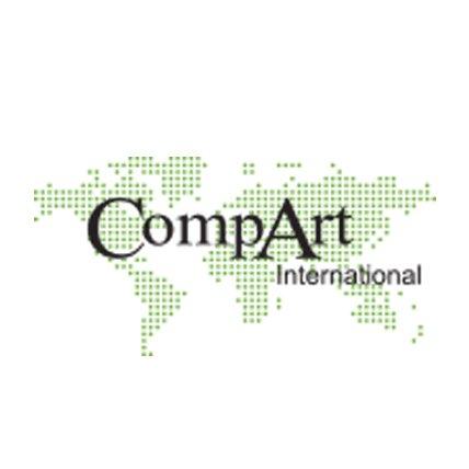 comp art international logo