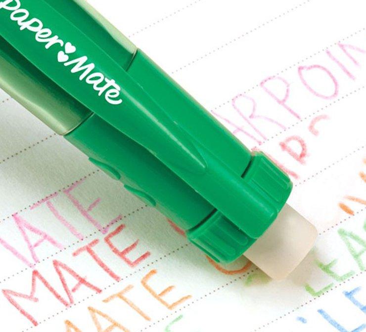 Paper Mate mechanical pencil eraser