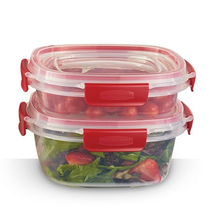Rubbermaid easy find lids tabs food storage containers