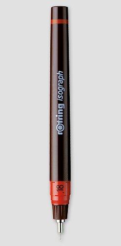 Isograph pen
