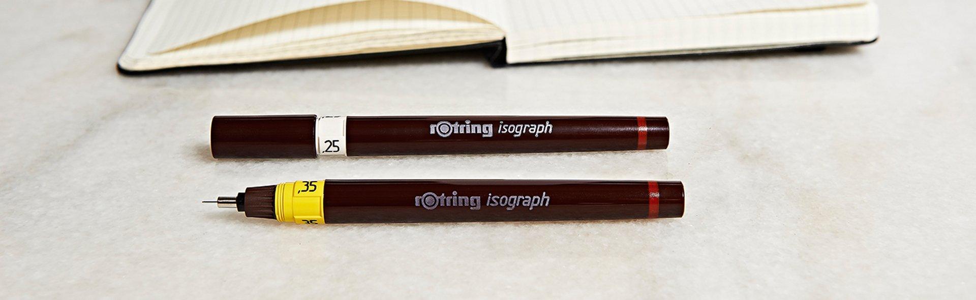 ... pen high precision technical pen with refillable ink reservoir