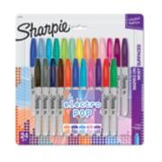 electro pop assorted color sharpie markers image number 0