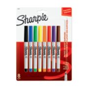 8 count assorted ultra fine sharpie markers image number 0
