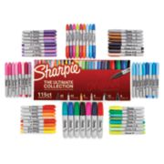sharpie the ultimate collection assorted permanent markers image number 1