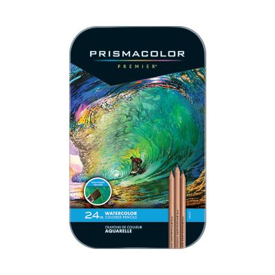 Premier® Water-Soluble Colored Pencil Sets