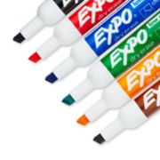 assorted color dry erase markers image number 2