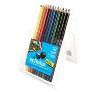 assorted fine art coloring pencils image number 1