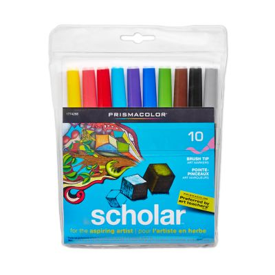 Scholar™ Brush Markers