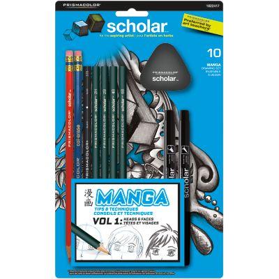 Scholar™ Manga Set
